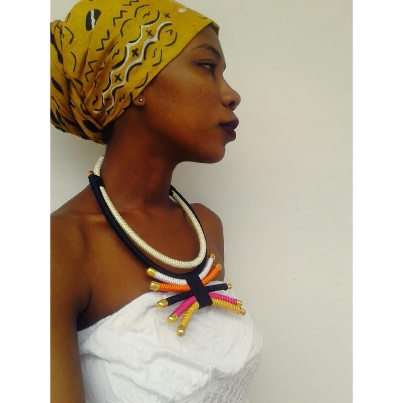 78e8e2adc364 Fa cauri par black-house-of-fabi - Turbans et foulards de tête ...