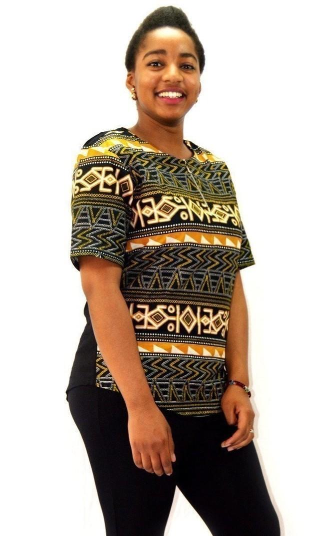 3f56d6f6be Shirt Modibo Keita by kabangondo - Women s Short Sleeve Shirts ...