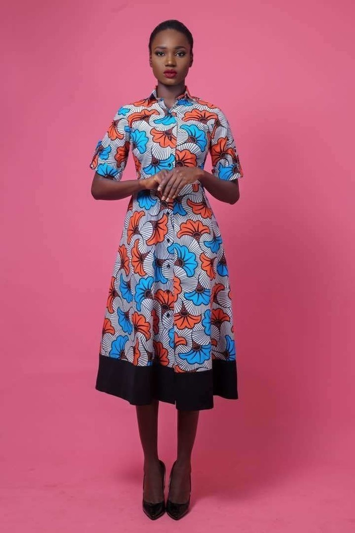 b3d3b299b49 The Dream Chaser Dress by nuraniya - Short dresses - Afrikrea