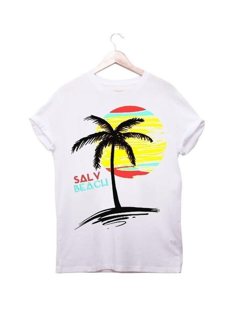 6ca49c3ba1 Saly BEACH by ladjy-clothing - Women T-shirts - Afrikrea