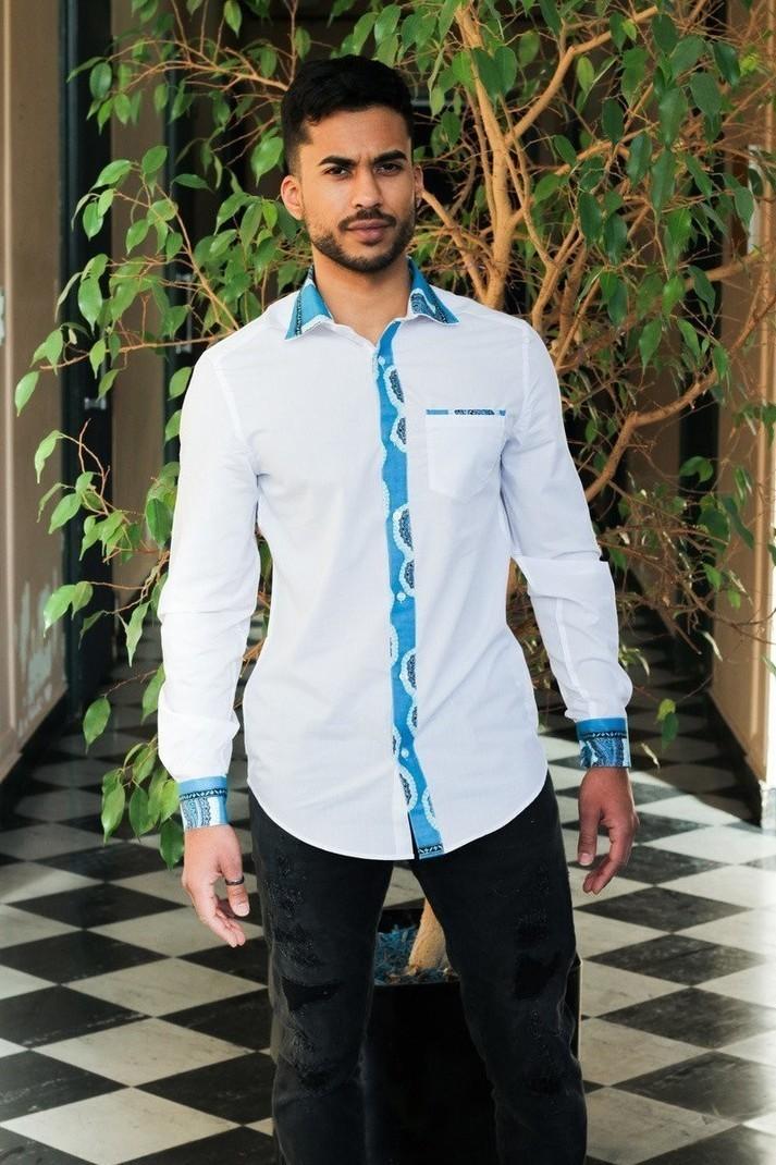 chemise wax touch par didabazar chemises manches longues