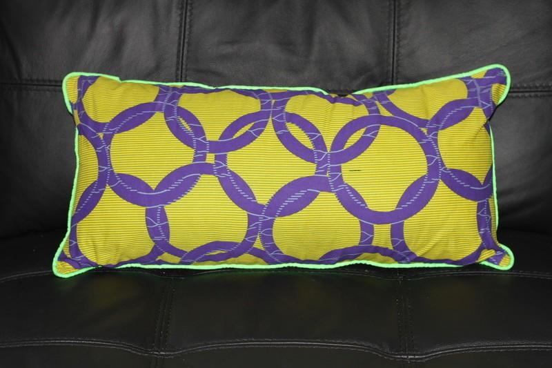 Cushions Biface Rec 40 By Didabazar Cushion Afrikrea Adorable Fairon Decorative Throw Pillow