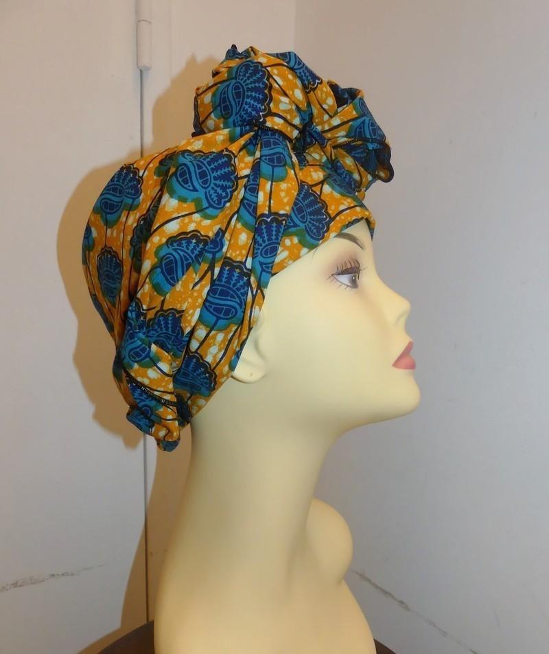 FOULARD , ECHARPE ,PAREO en wax (pagne africain) par pagnshopea ... ac6af28da85