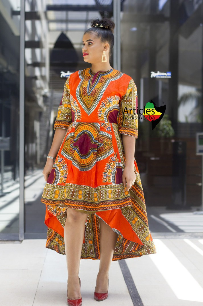 d204c527aaf Queen dress DIABAR Addis-abeba by articles-addis-abeba - Long ...