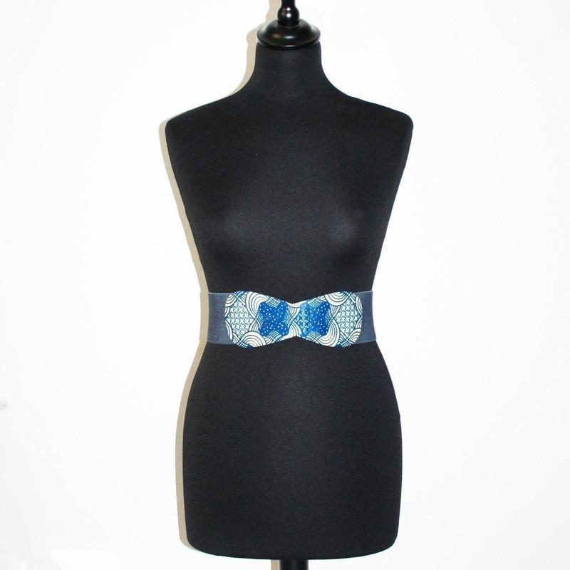 e1329e716e73 wax elastic waist belt by kiny-paris - Belts - Afrikrea