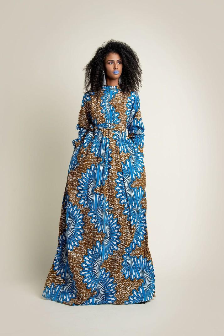 fc0430ddfa1 Jumoke maxi dress by ace-kouture - Long dresses - Afrikrea