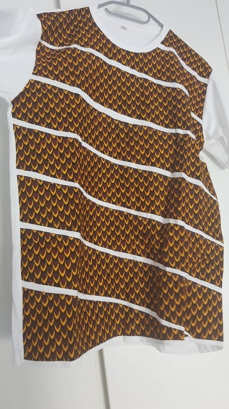 054d19224 Fish scales t-shirt by house-of-lodia - Women T-shirts - Afrikrea