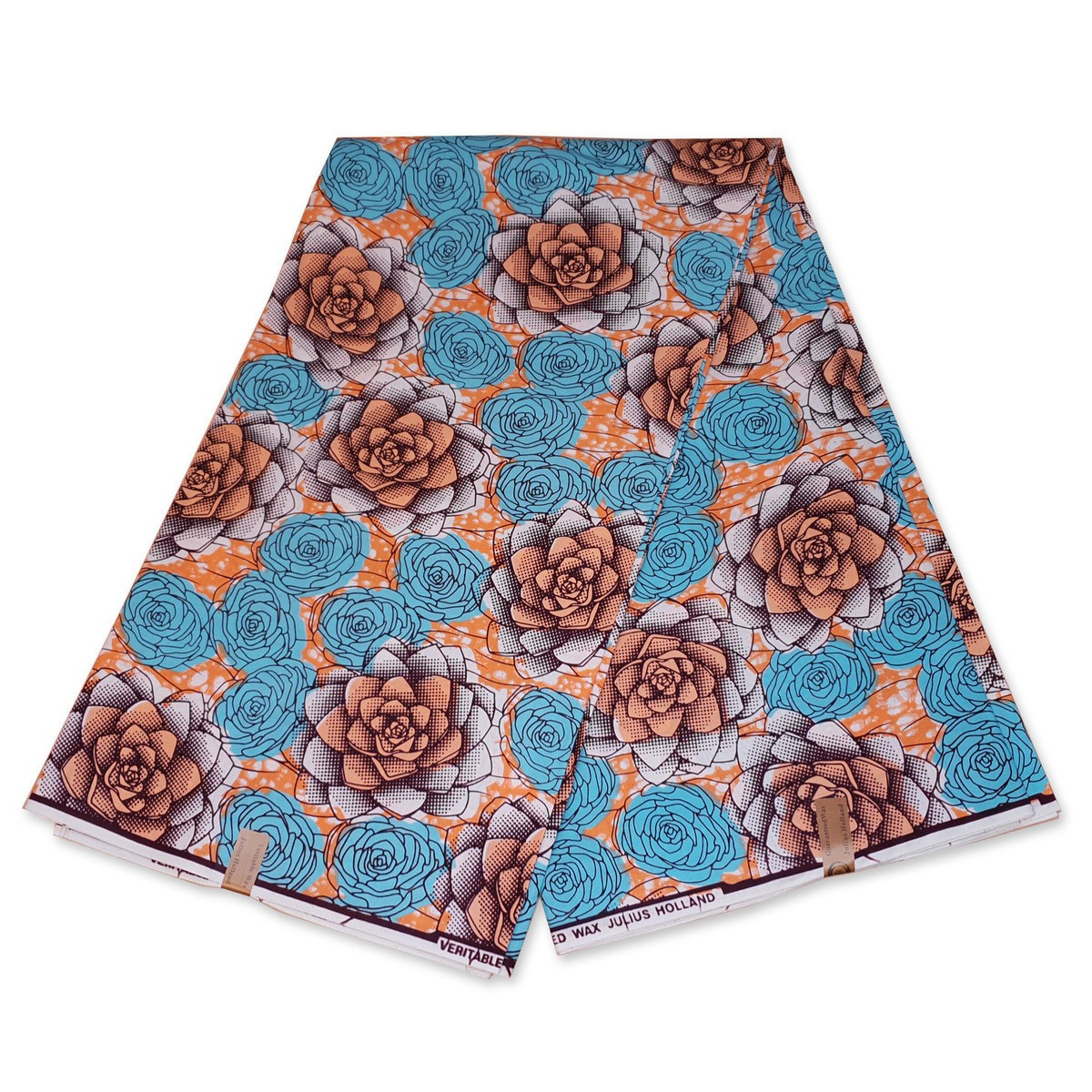 Veritable Superior Quality Per Yard or 6 yards African Wax Print Ankara Fabric