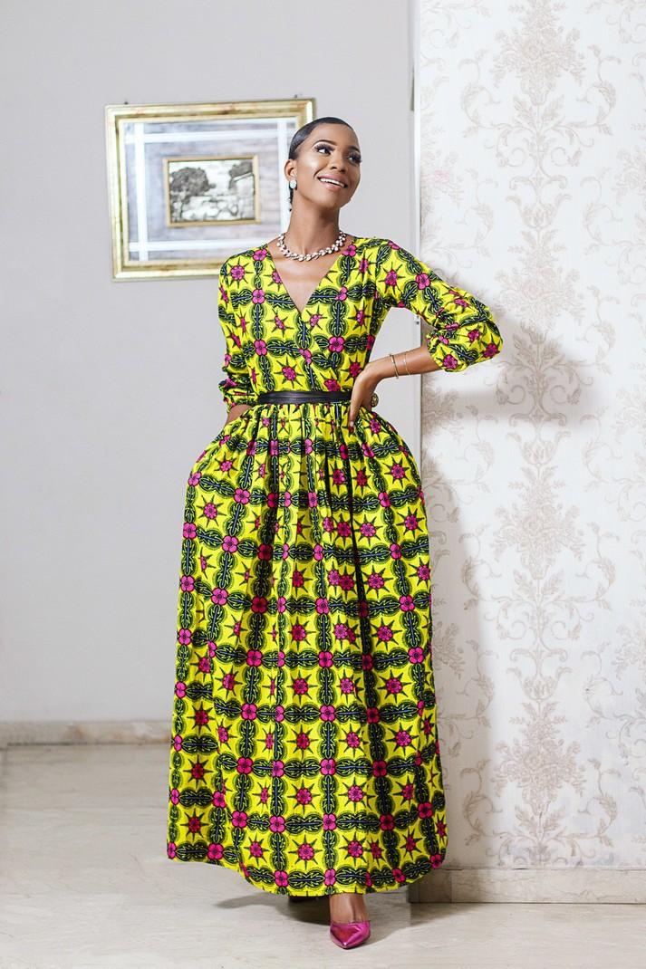 36f9b8c39cb BIODUN Maxi dress by ace-kouture - Long dresses - Afrikrea