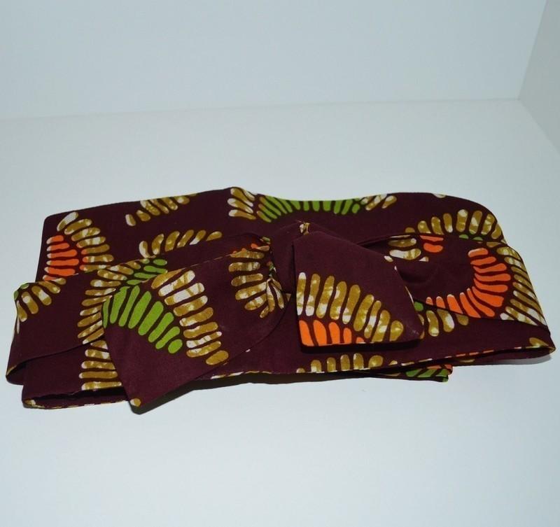Tie belt by afrifrance-creations - Belts - Afrikrea d4c333abc3f