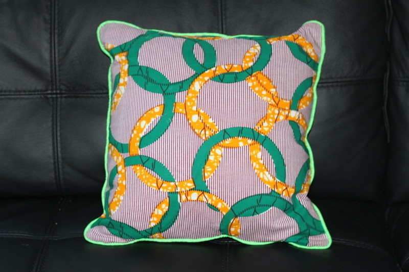 Cushion Biface DK40 By Didabazar Cushion Afrikrea Simple Fairon Decorative Throw Pillow