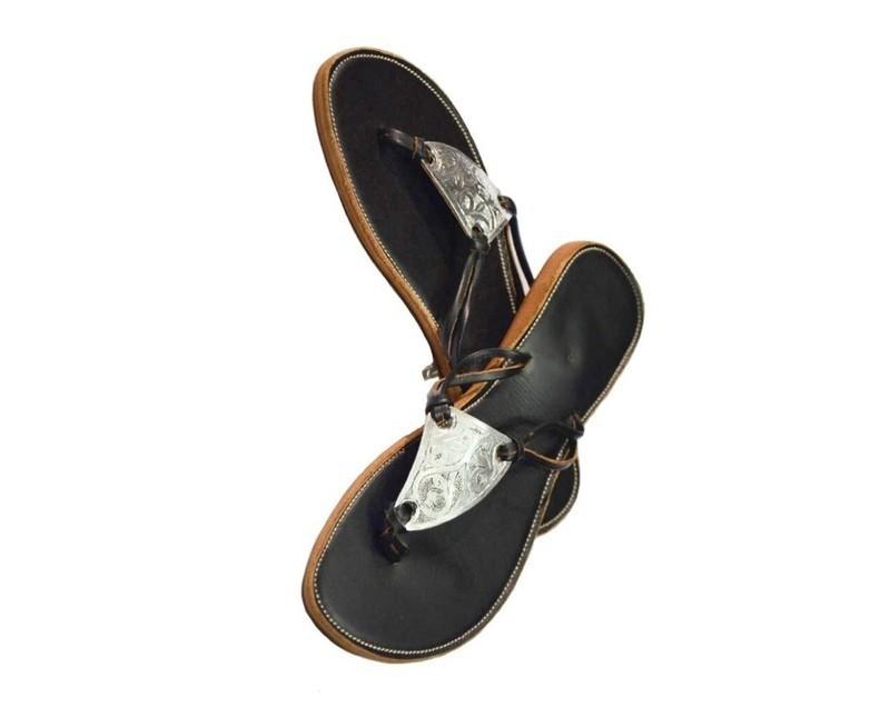 c3ca31dc5ceef BIG SALE! Genuine Leather Flip-flop Handmade in Morocco - Sandals, flip  flops black, , , , for her, leather,