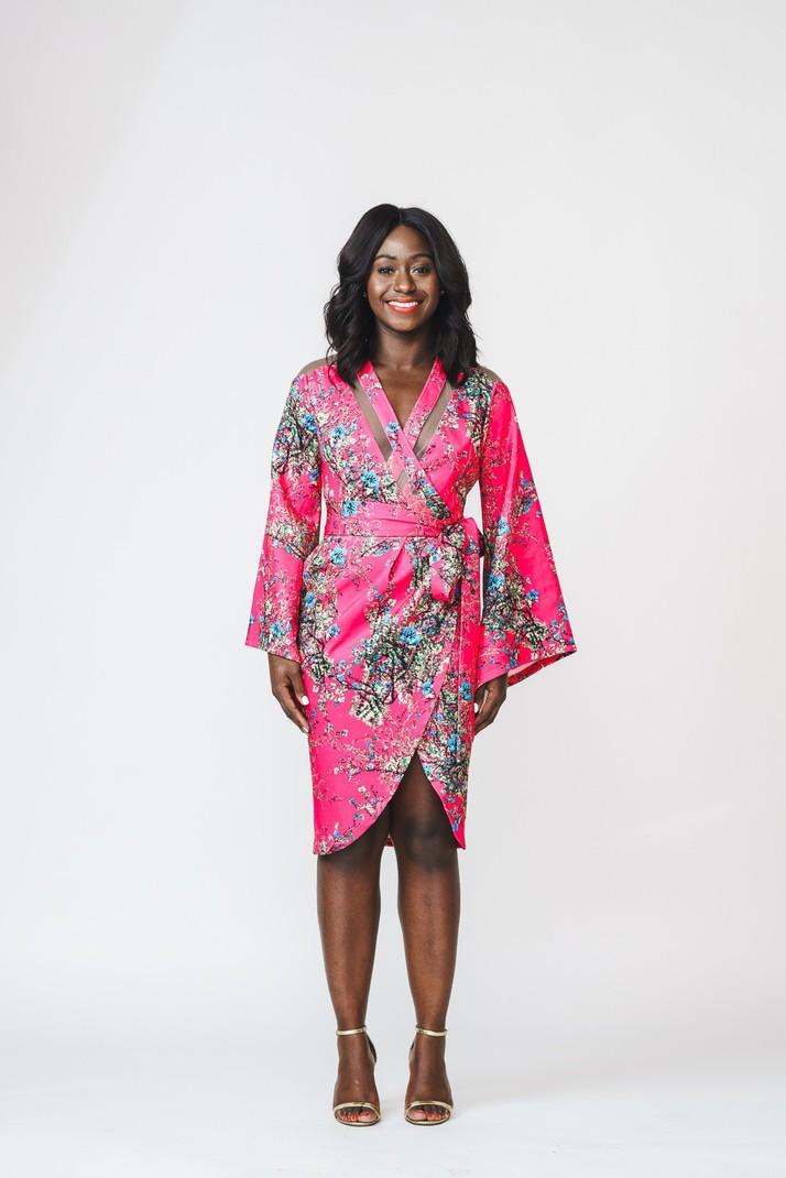 0d334ed7264a Ankara Inspired Kimono by exnative - Kimonos - Afrikrea