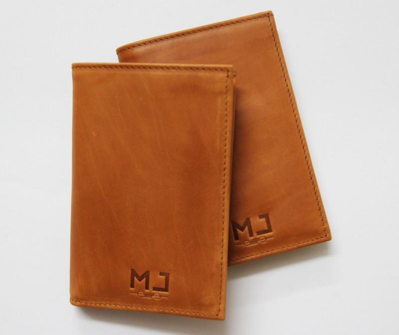 meilleur site web 683e5 1f7a7 portefeuille cuir marron -cuir végétal -porte carte - porte monnaie -  Portefeuilles, porte-monnaies, porte-cartes marron, cuir