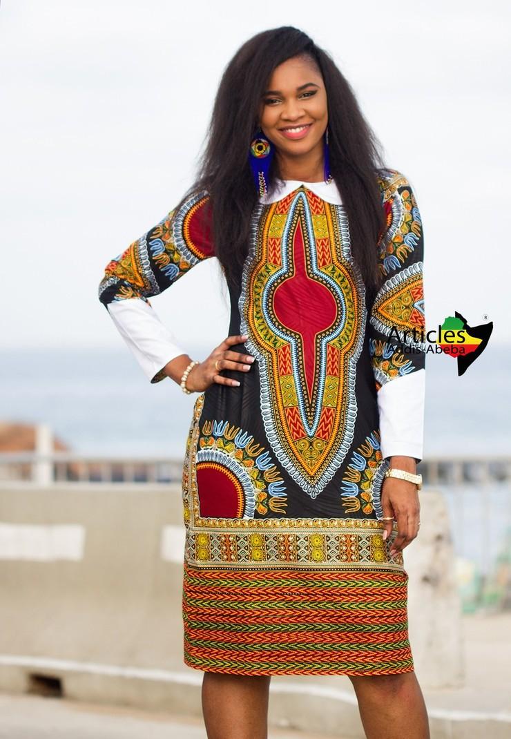 Robe Reine Epique Noire Addis-Abeba par articles-addis-abeba - Robes ... f8b992f10e91