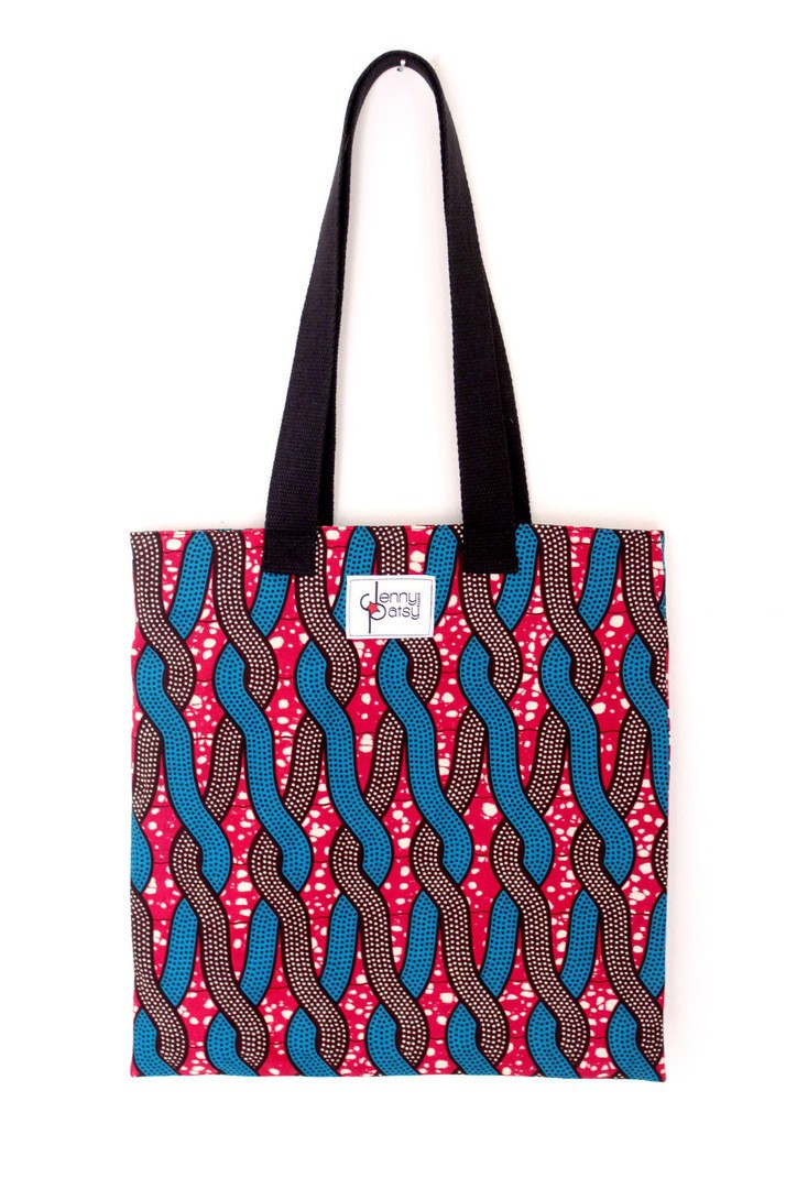 915e5f97fb Tote Bag Wax [Rope] by jenny-patsy - Tote bags and beach bags - Afrikrea