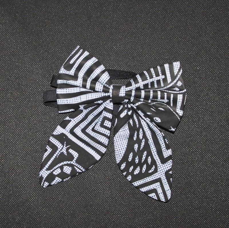 Nœud papillon en tissu NDOP - nœud Lavallière pour femme par didara ... 139cdf21194