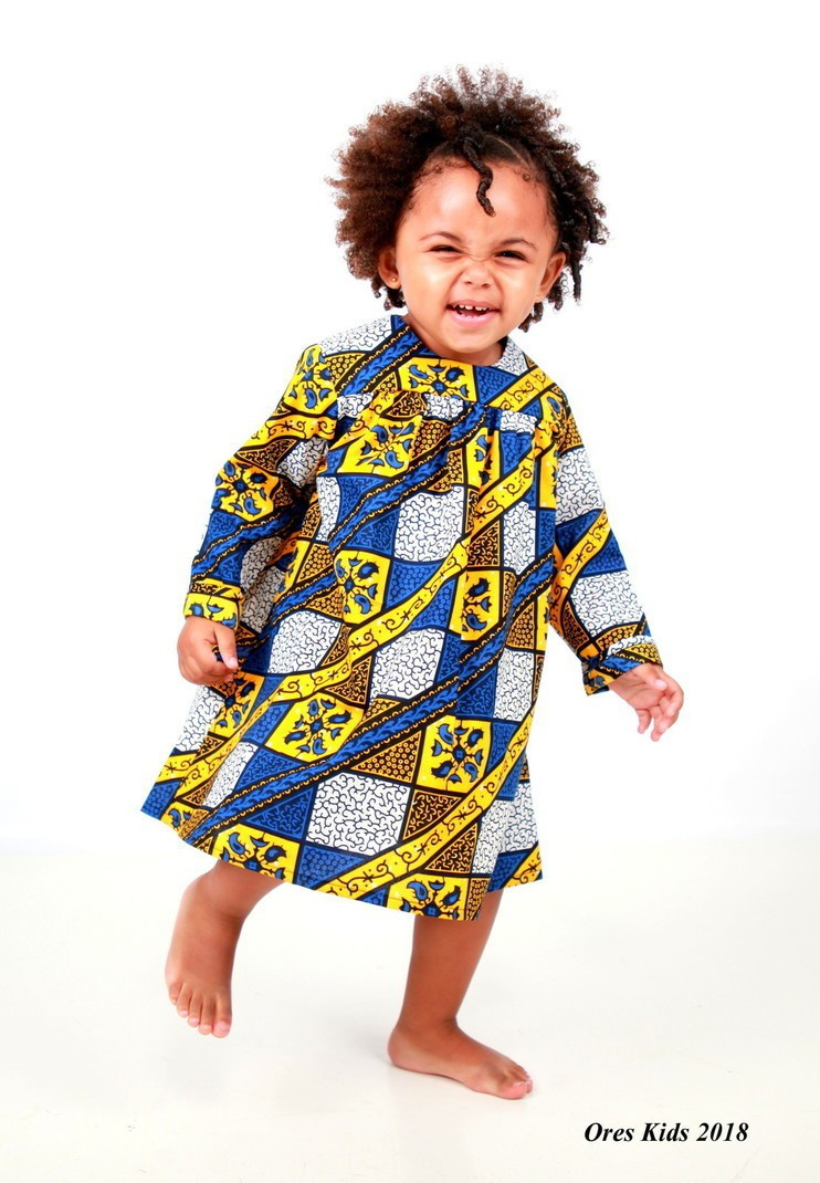 36d039e6fbb0 MARLEY wax dress by ores-kids - Baby clothes - Afrikrea