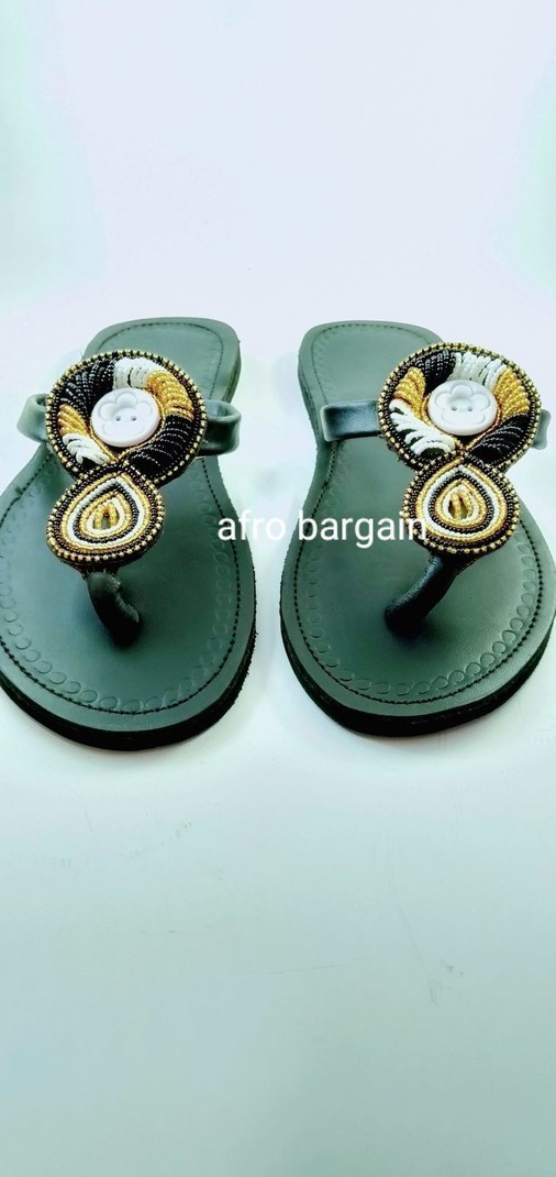 345562d8df68 Pure african leather Sandals by afrobargain-studios - Sandals