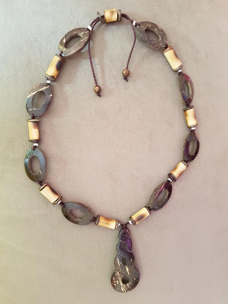 Maori Symbol Necklace Pikorua By Artisame Creation Mid Long