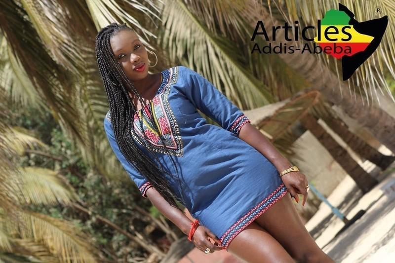 Mini robe été Addis-Abeba par articles-addis-abeba - Robes courtes ... 3c3b6fac1760