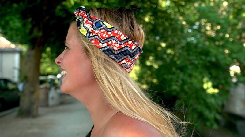 Headband for Hair in Wax  b676908ebac