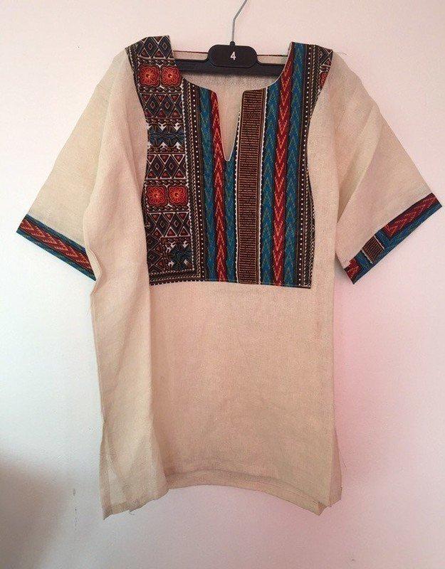 Garçon Paris Par Fashionista Shirt Dashiki Afrikrea Enfant T Hauts WqPg7FWT